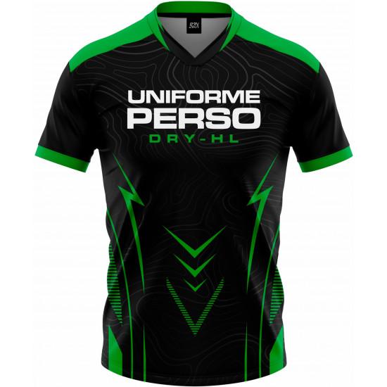 Uniformes E-Sports - Personalizado