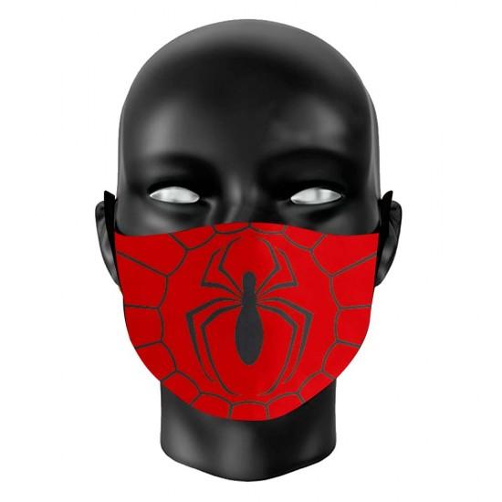 Máscara de Proteção - Homem Aranha