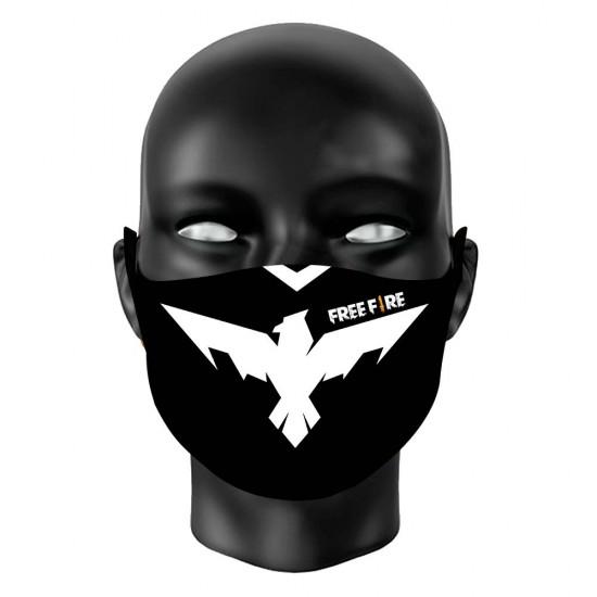 Máscara de Proteção - Free Fire - Mestre