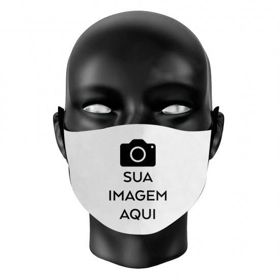 Máscara de Proteção - Personalizado