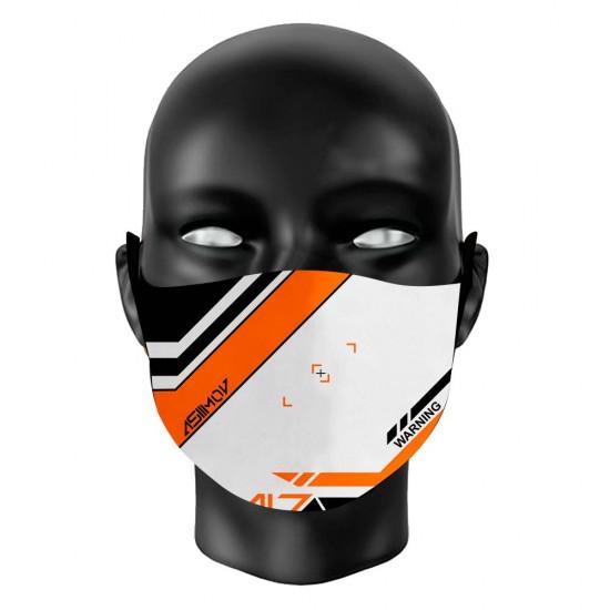 Máscara de Proteção - Asiimov