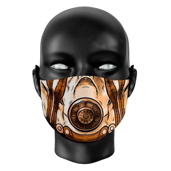 Máscara de Proteção - Borderlands Psycho