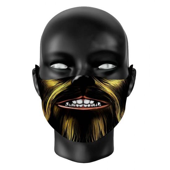 Máscara de Proteção - Chewbacca