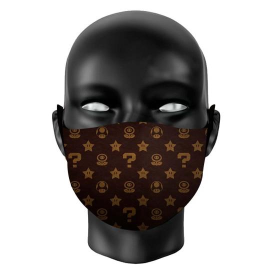 Máscara de Proteção - Mario Vuitton
