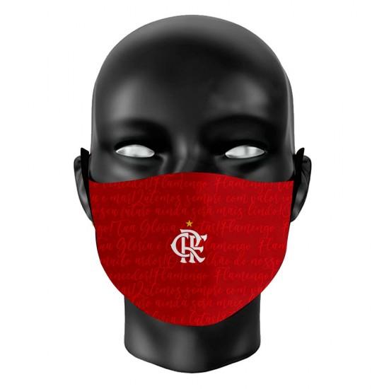 Máscara de Proteção - Flamengo