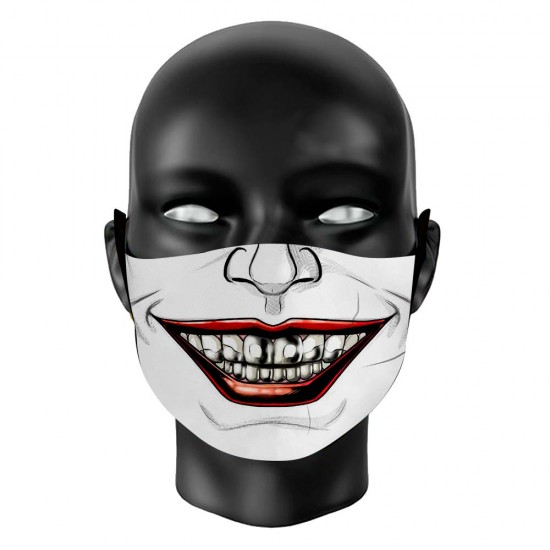 Máscara de Proteção - Jared Leto Joker