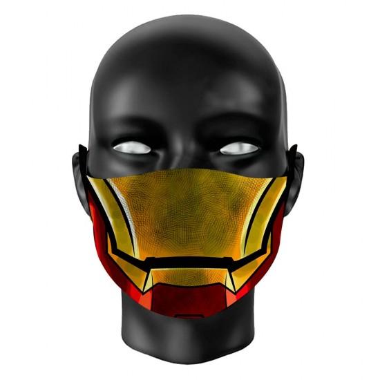 Máscara de Proteção - Homem de Ferro