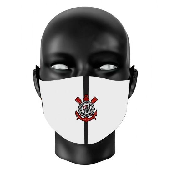Máscara de Proteção - Corinthians