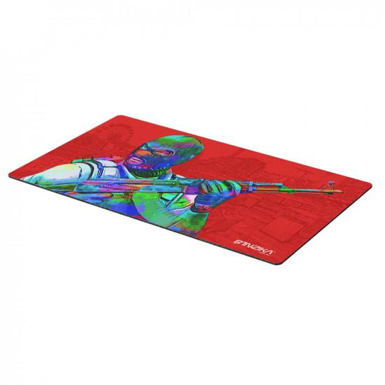 Mousepad - Toxic Terrorist - GZK