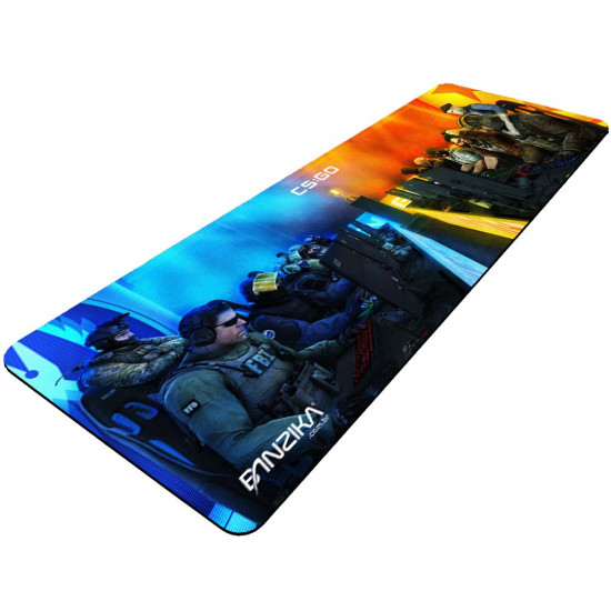 Mousepad - CS20 - CT X TERROR - EXZK