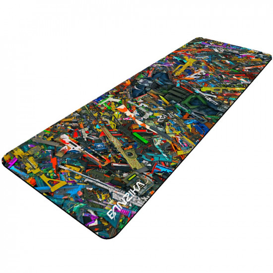Mousepad - Skins Collector - EXZK