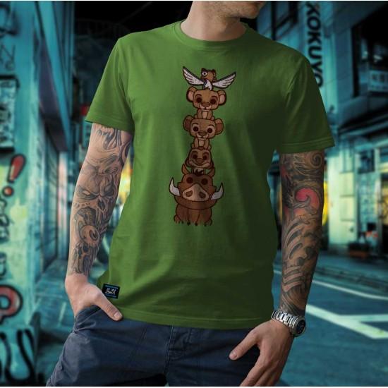 Camiseta - Totem - O Rei Leão