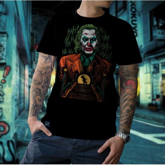 Camiseta - Coringa - Gotham City