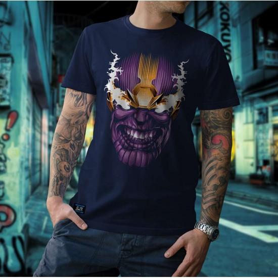 Camiseta - Thanos On Fire