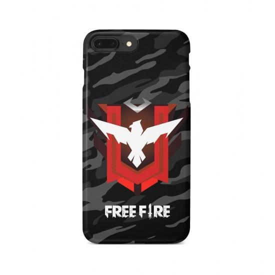 Capa para Celular / Case - Free Fire - Mestre - Gray