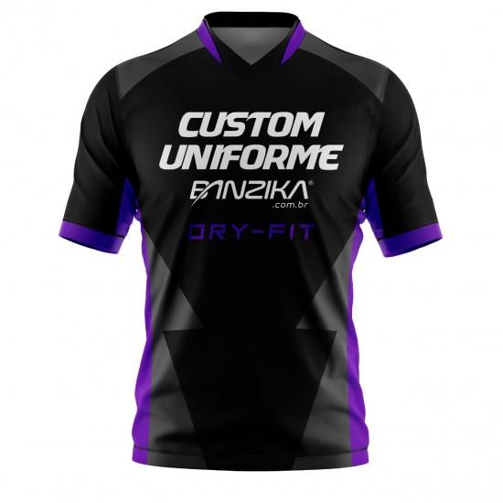 Uniforme - DRY FIT - Personalização + E-design
