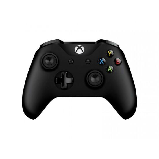 Controle Microsoft Wireless Preto Xbox One S - 6CL-00003