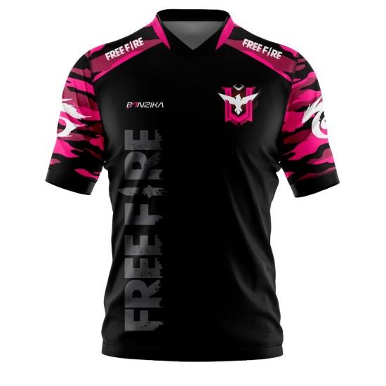Uniforme - Pro Jersey - Free Fire Mestre - Pink