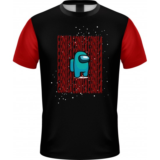 Camiseta - Among Us (Confia)