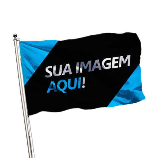 Bandeira - Personalizada