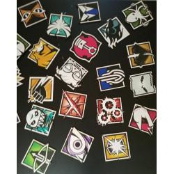 Placas Decorativas - R6