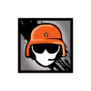 Outbreak Recruit (Orange)