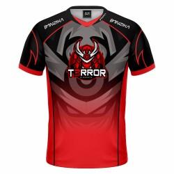 Uniforme - T3rror Red