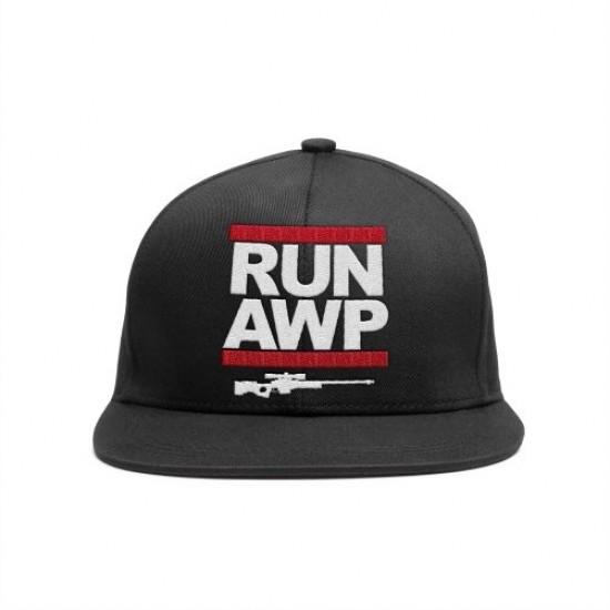 Boné - Run Awp - Aba Reta
