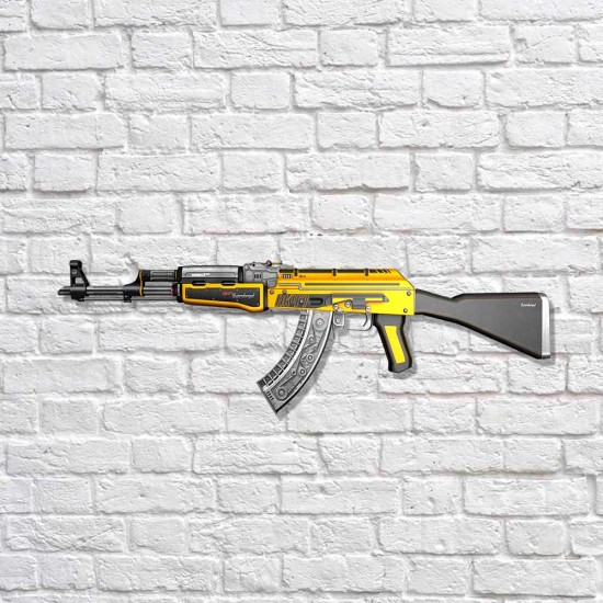 AK-47 - Fuel Injector - MDF