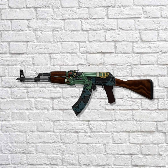 AK-47 - Fire Serpent - MDF