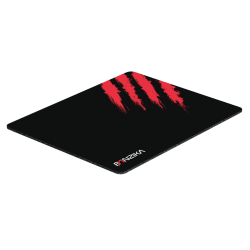 Mousepad - Fury-Red - MZK