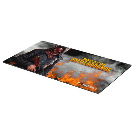 Mousepad - Playerunknown's Battlegrounds - Fire - GZK