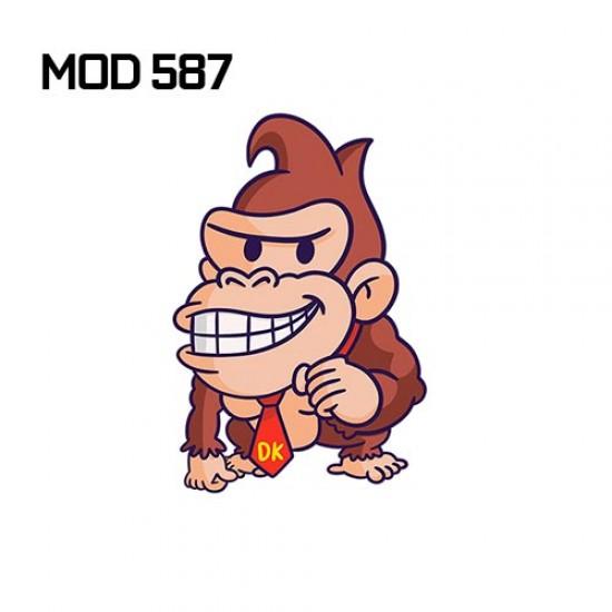 Adesivo -  Donkey Kong DK