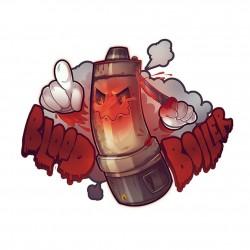 Adesivo - Blood Boiler