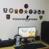 Adesivo - Counter Strike - 90cm