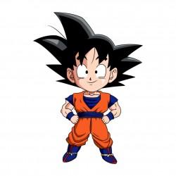 Adesivo - Goku