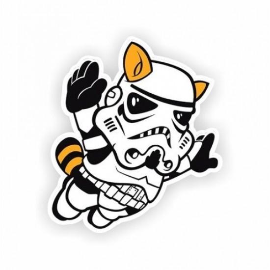 Adesivo - Super Trooper