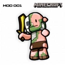 Adesivo - Zombie Pigman