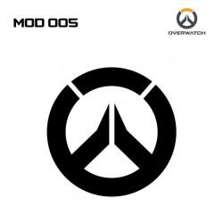 Adesivo - Overwatch Logo - Várias Cores