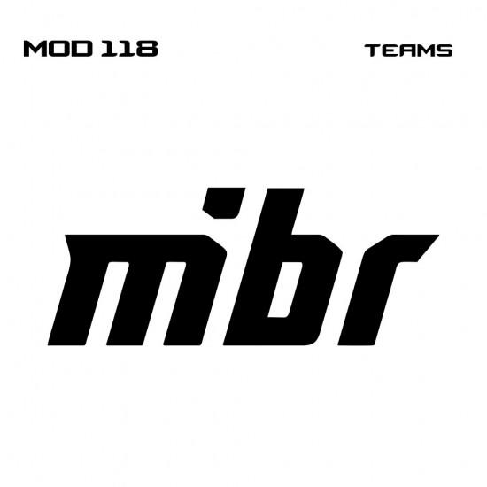 Adesivo - MIBR - Várias Cores