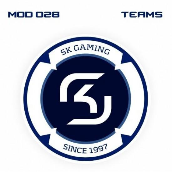 Adesivo - SK Gaming