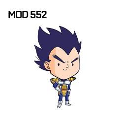 Adesivo -  Dragon Ball Z Ve