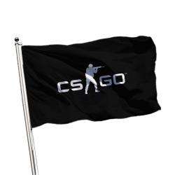 Bandeira - CSGO - Black
