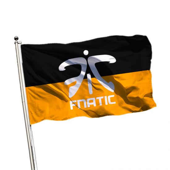Bandeira - Fnatic