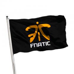 Bandeira - Fnatic Black