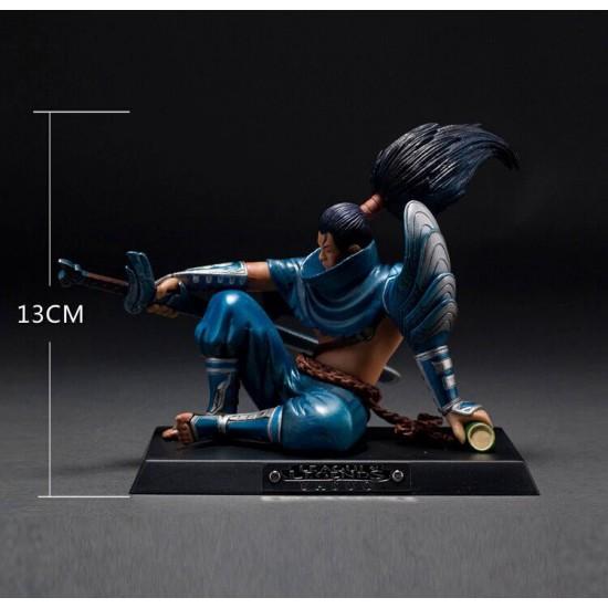 Boneco - Yasuo League Of Legends 13cm