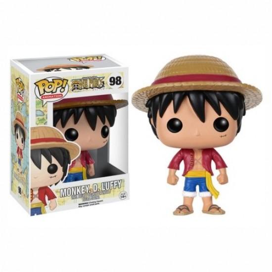 Boneco - Monkey D. Luffy - Funko Pop
