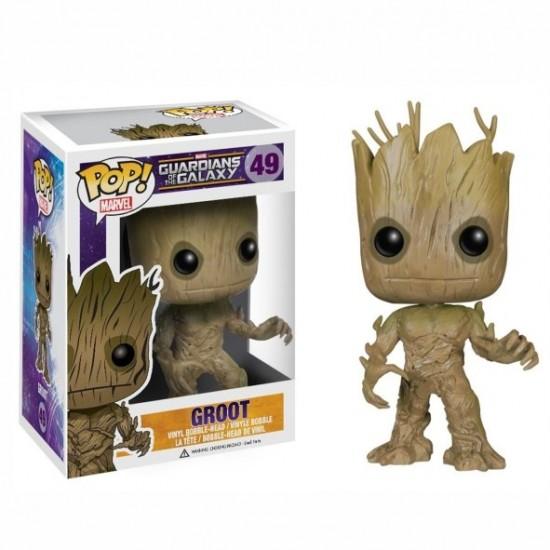 Boneco - Groot Baby - Guardiões da Galáxia - Funko Pop