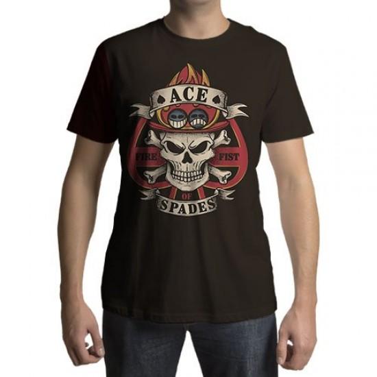 Camiseta - Ace One Piece