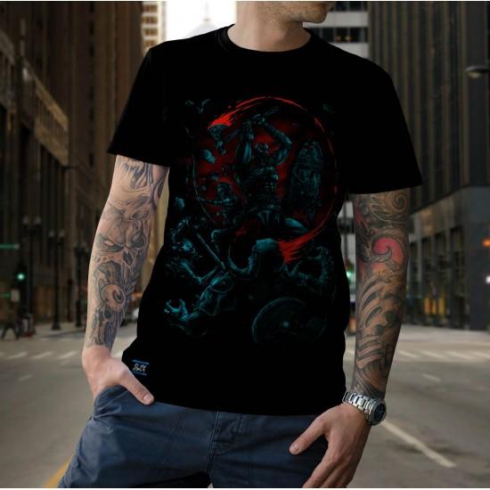 Camiseta - Kratos King